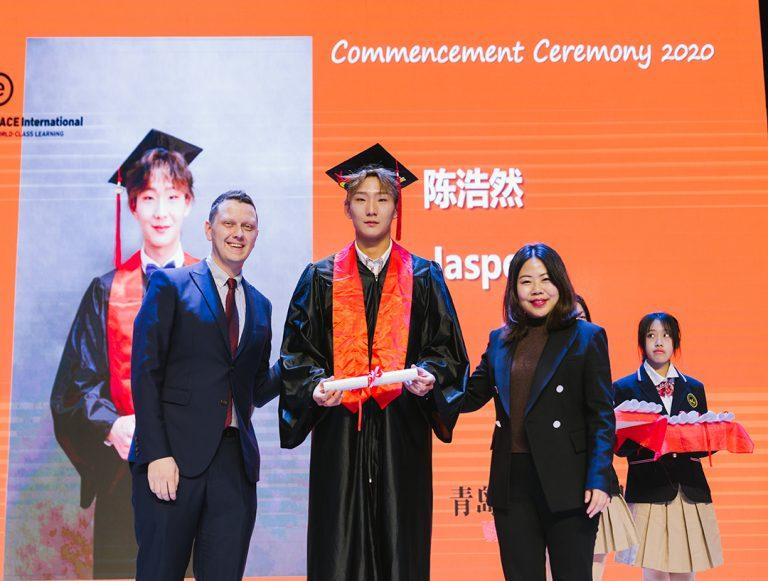 明·星探|| 辗转北京多所国际学校,最终青岛为明圆我澳国立大学梦想!