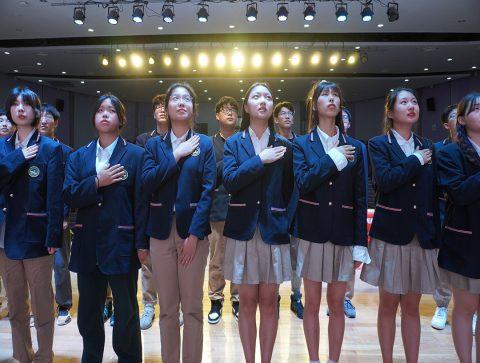 2021届学生会成立   熠熠生辉,新一届学生会领袖登场!